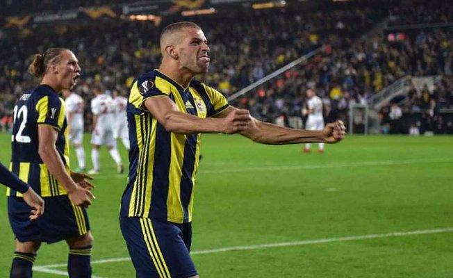 Fenerbahçe 2- Spartak Tmava 0