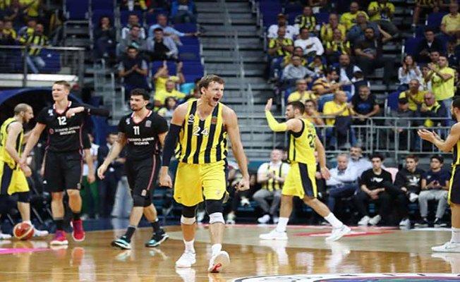 Fenerbahçe 78-73 Beşiktaş Sompo Japan