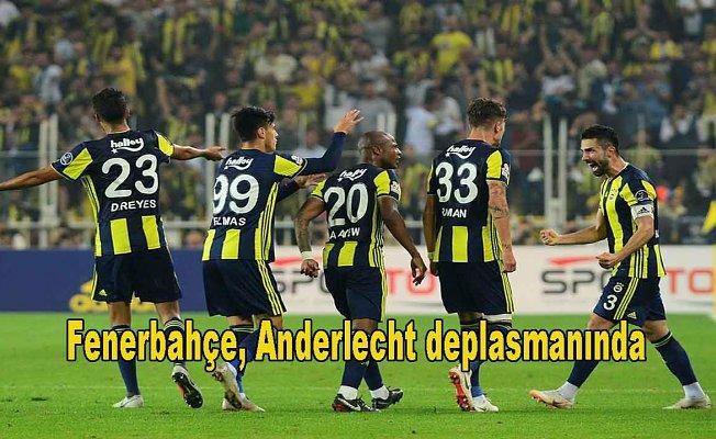 Fenerbahçe-Anderlecht maçı saat kaçta,hangi kanalda