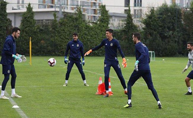 Fenerbahçe'de Sivasspor mesaisine devam edildi