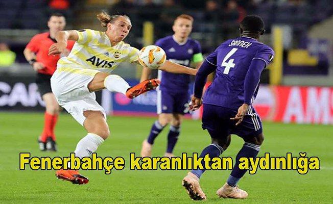 Fenerbahçe'den müthiş dönüş