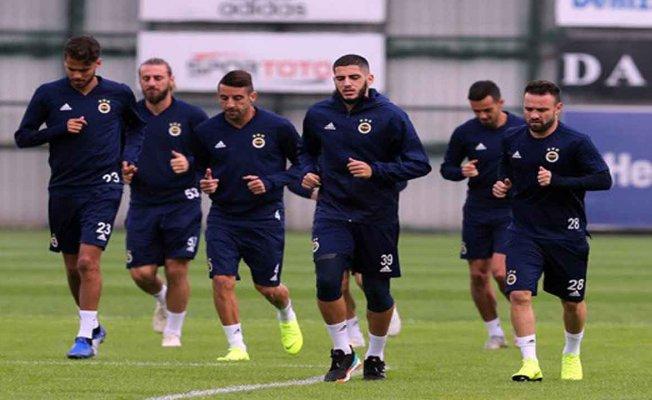 Fenerbahçe Anderlecht hazırlıklarına başladı