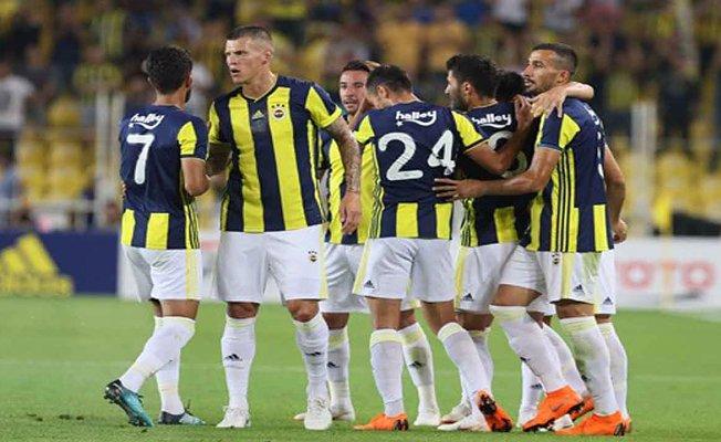 Fenerbahçe,Spartak Trnava'yı konuk ediyor