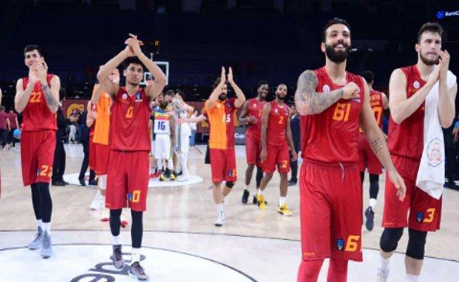 Galatasaray 84 - 73 MoraBanc Andorra