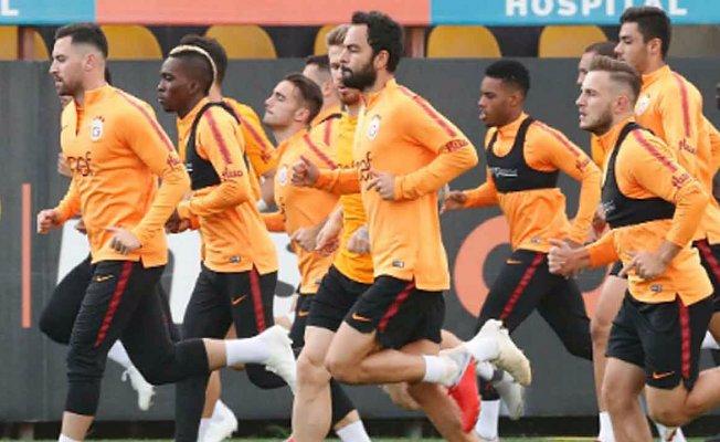 Galatasaray, Porto maçı hazırlıklarını sürdürdü