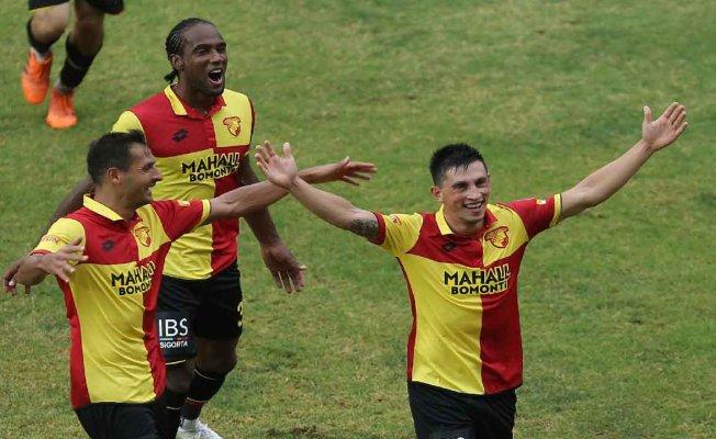 Göztepe 3- Atiker Konyaspor 2