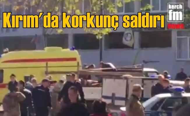 Kırım'da korkunç saldırı; 19 ölü var