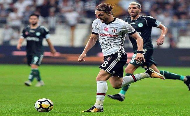 Konyaspor 2- Beşiktaş 2