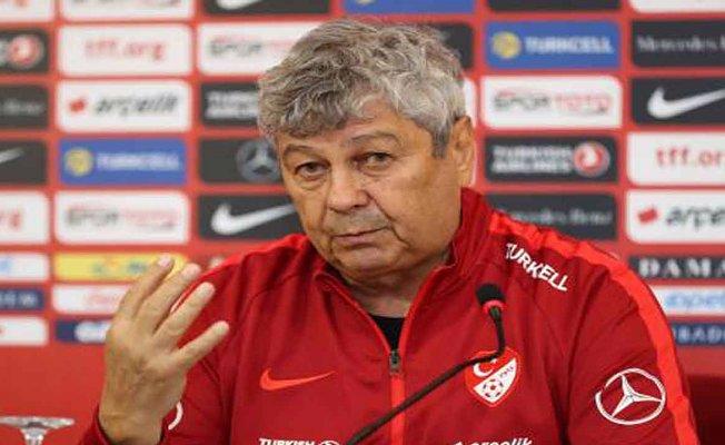 """Lucescu """"Genç bir kadroya sahibiz"""""""