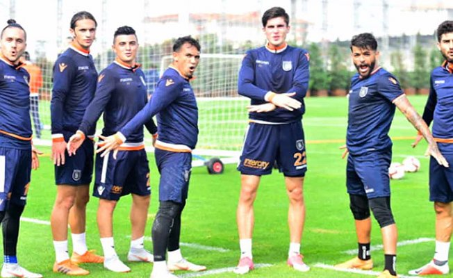Medipol Başakşehir, Kayserispor hazırlıklarına başladı