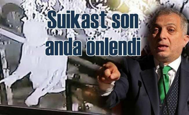 Metin Külünk'ün evine silahlı baskın son anda önlendi