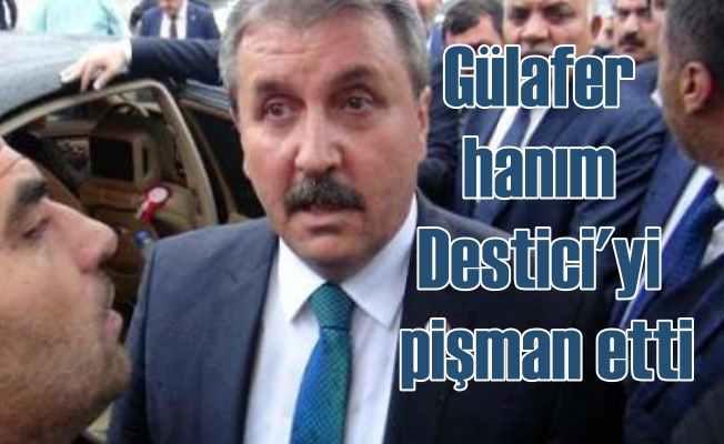 Muhsin Yazıcıoğlu'nun ailesinden Destici'ye ağır sözler 'Ahlaksız herif, ne yüzle geldin'
