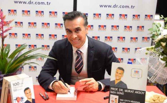 Prof.Dr. Aksoy'dan '100 Yıllık Yaşam İçin 50 Öneri'