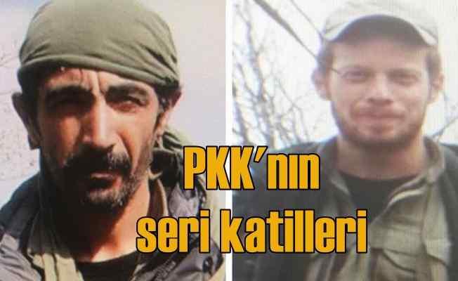 Şırnak'ta öldürülen teröristler 27 şehidin katili çıktı