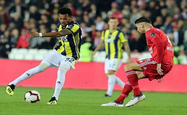 Sivasspor 0- Fenerbahçe 0