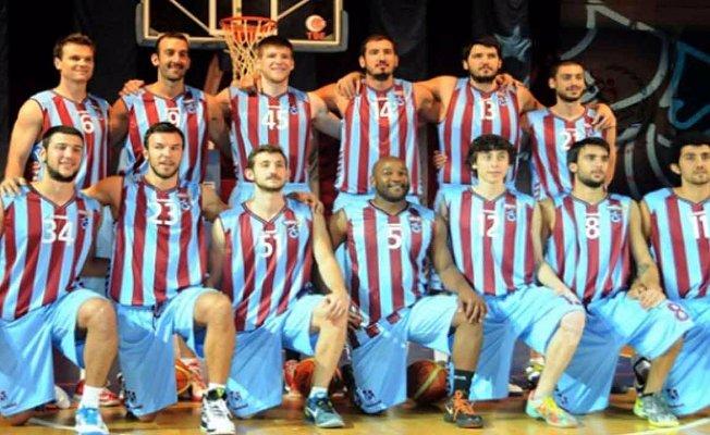 Trabzonspor Basket Takımı Lig'den çekildi