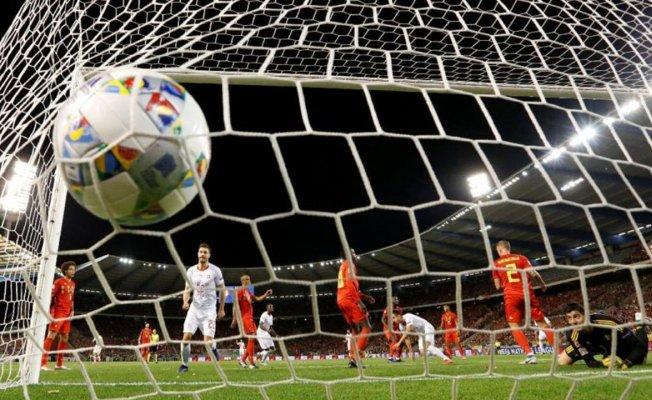 UEFA Uluslar Ligi'ne7 maçla devam edildi.