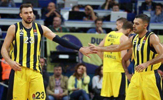 Zalgiris 75- Fenerbahçe 82