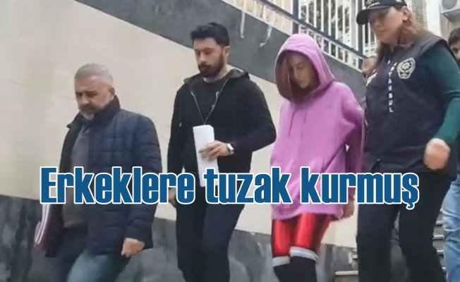 4 dil bilen kadın dolandırıcı suç üstü yakalandı