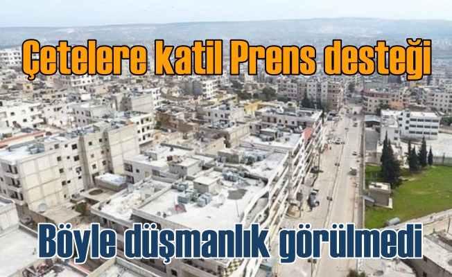 Afrin ve El Bab'ta istikrar Arap ülkelerine battı