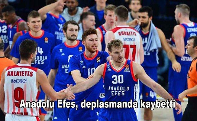 Armani 81-Anadolu Efes 80