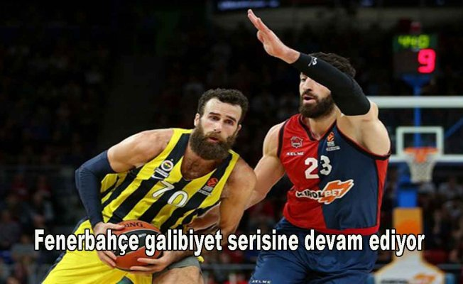 Baskonia 72- Fenerbahçe 75