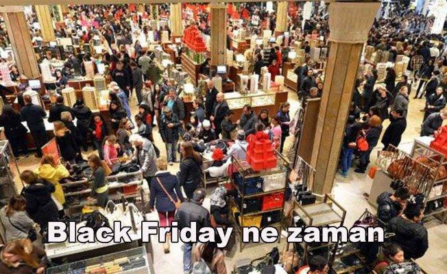 Black Friday için geri sayım başladı