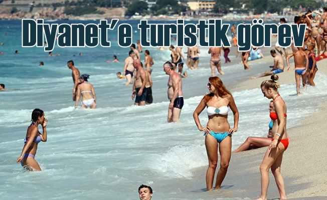 Diyanet'ten turist atağı; Turistler'e islamı anlatacak