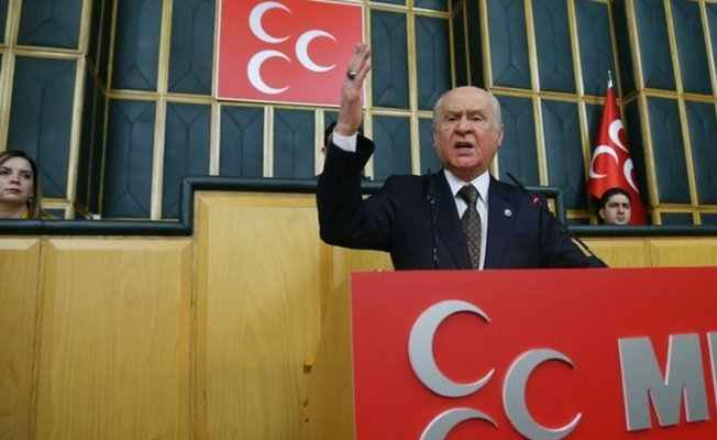 Enginyurt'un AK Parti açıklamasına Behçeli'den tepki