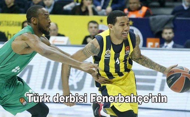 Fenerbahçe 100- Darüşşafaka Tekfen 79