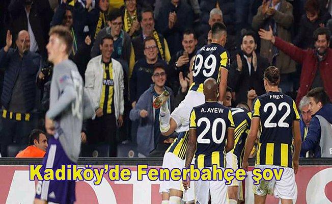 Fenerbahçe sahasında destan yazdı: Fenerbahçe 2- Anderlecht 0