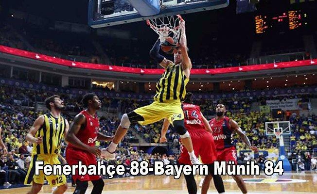 Fenerbahçe 4.galibiyetine imza attı