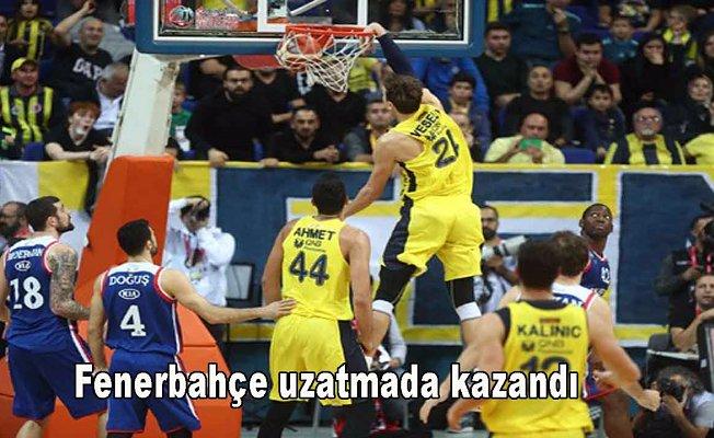 Fenerbahçe 86- Anadolu Efes 79