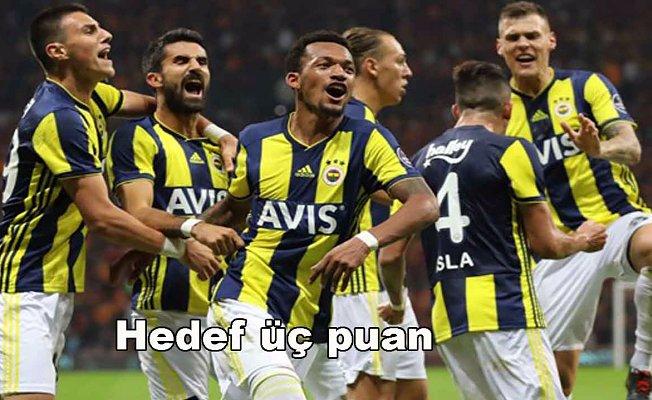 Fenerbahçe, Anderlecht'i evinde ağırlıyor