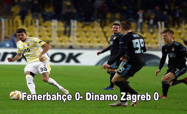 Fenerbahçe bir üst tura çıktı