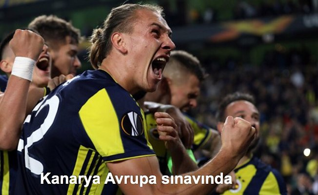 Fenerbahçe, Dinamo Zağreb karşısında