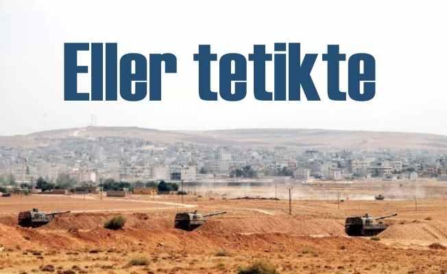 Fırat'ın doğusunda son durum; Amerika oyalıyor, Türkiye vuruyor