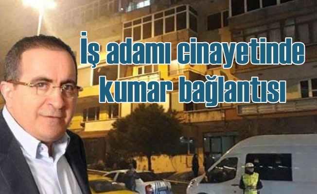 İş adamı Ali Rıza Gültekin cinayeti: Kumar günü düzenlenmiş