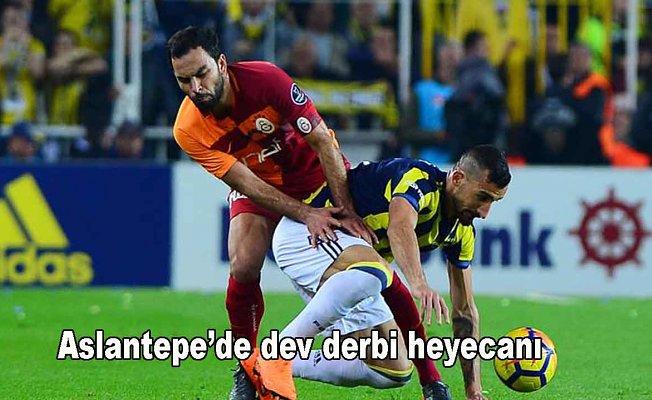 İşte Galatasaray-Fenerbahçe maçının ilk 11'leri