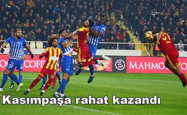 Kasımpaşa 3- Malatyaspor 0