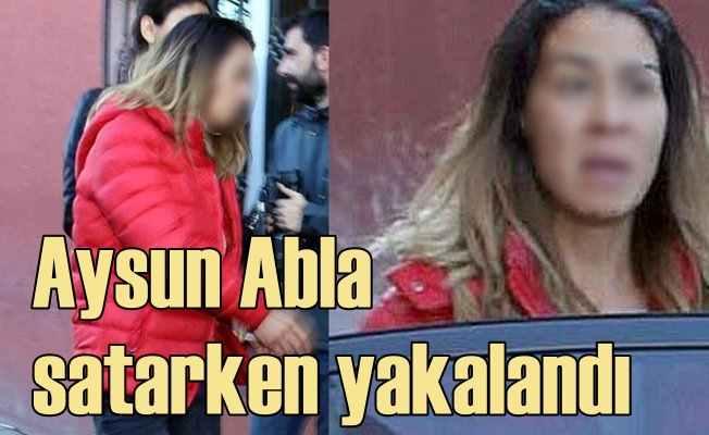 Kayseri'de Aysun Abla operasyonu