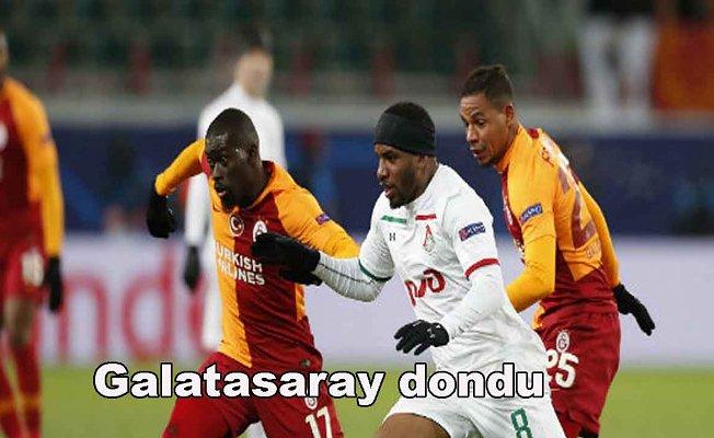 Lokomotif Moskova 2- Galatasaray 0