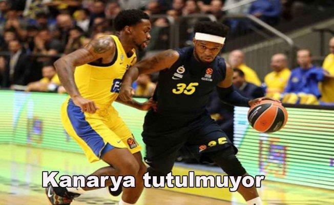 Maccabi Fox 70- Fenerbahçe 74