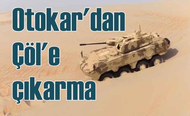 Otokar Bahreyn'de dünyaca ünlü zırhlı araçlarını tanıtacak
