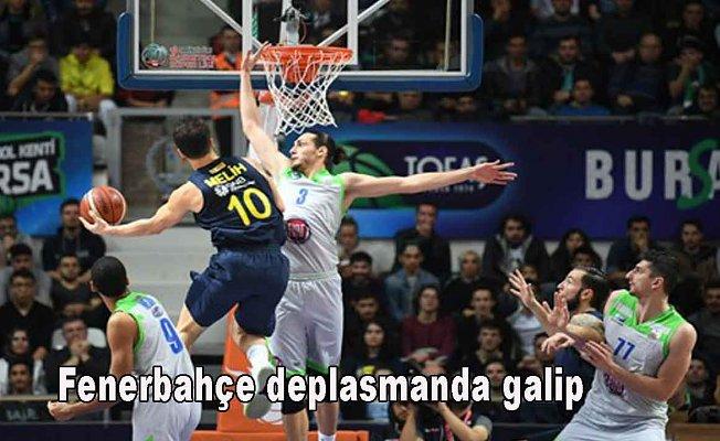 Tofaş 69- Fenerbahçe 74