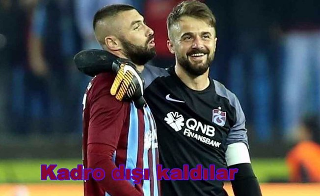 Trabzonspor'da deprem
