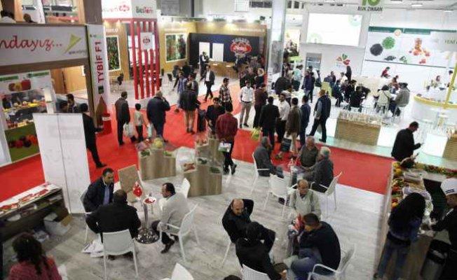 Uluslararası tarım sektörü Growtech Antalya Fuarında buluşuyor