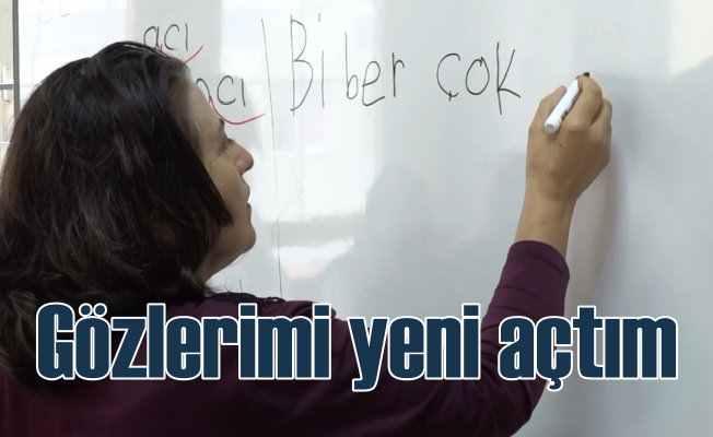 Beyoğlu'nda 2 Bin Kişi Okuma Yazma Öğrendi