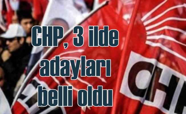 CHP'nin Ankara ve İstanbul adayları netleşiyor...