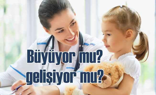 Çocukların sağlıklı gelişmesinde nelere dikkat edilmeli?